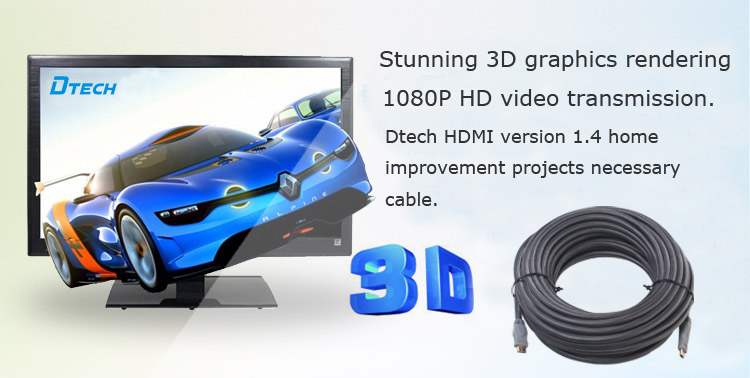 HD 1080P HDMI Cable