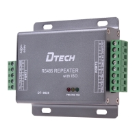 RS232 to RS485 RS422 interface converter