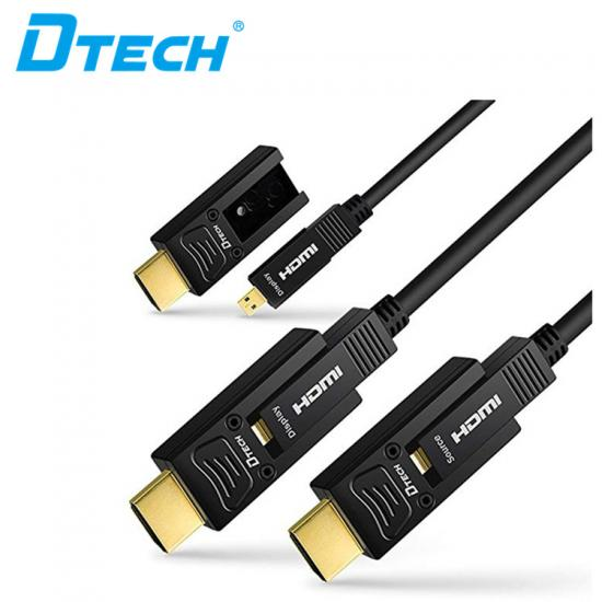 عالية الجودة dtech dt-h311 hdmi typed-a 16m cable fibre