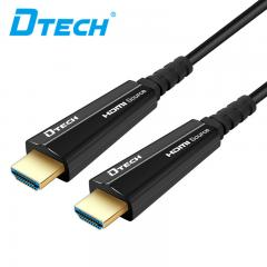 Latest DTECH HDMI2.0 AOC fiber cable YUV444  8M Online